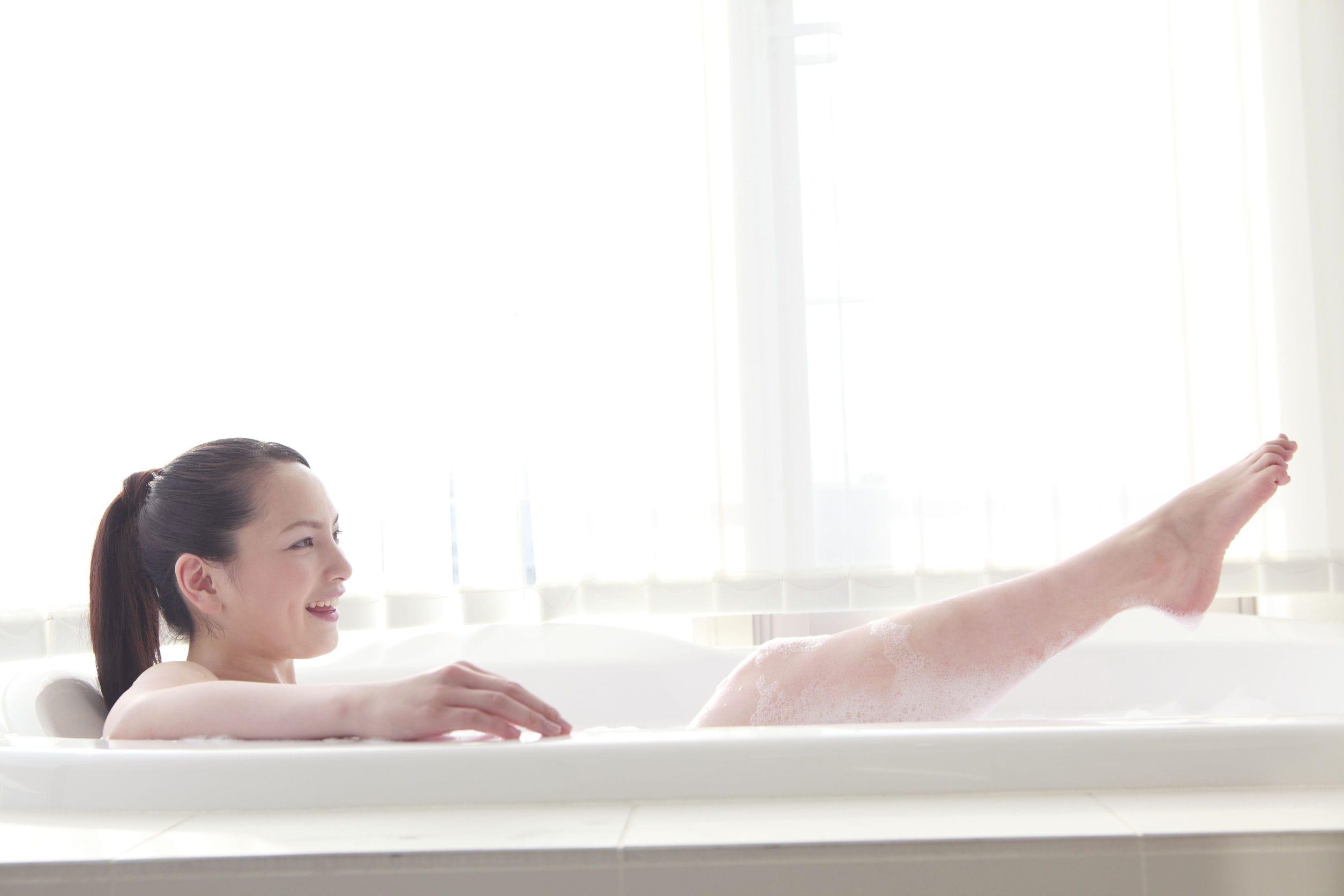 お風呂ダイエット方法
