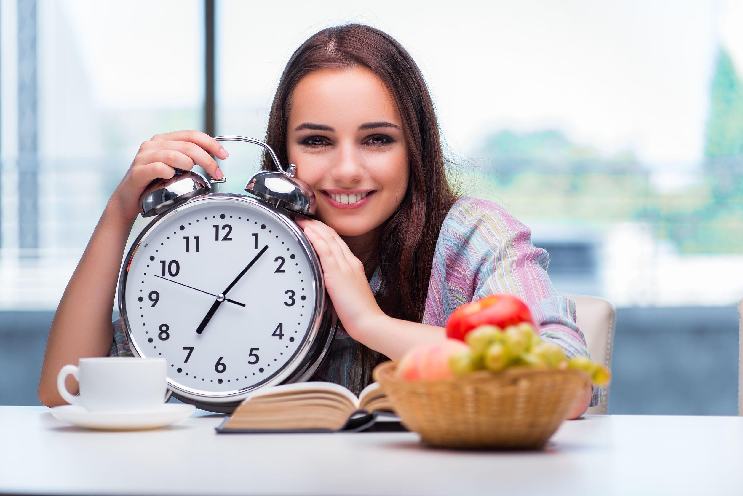 8時間ダイエット方法