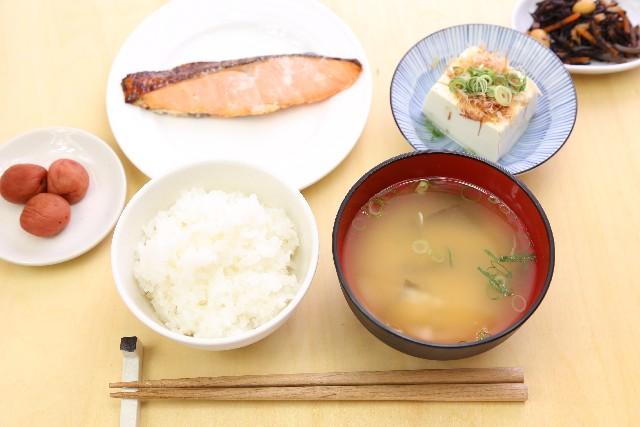 和食ダイエットの基本