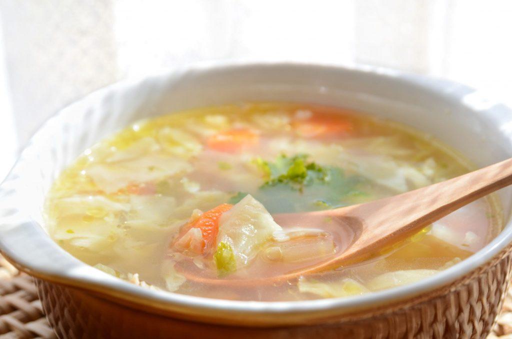 野菜スープダイエット