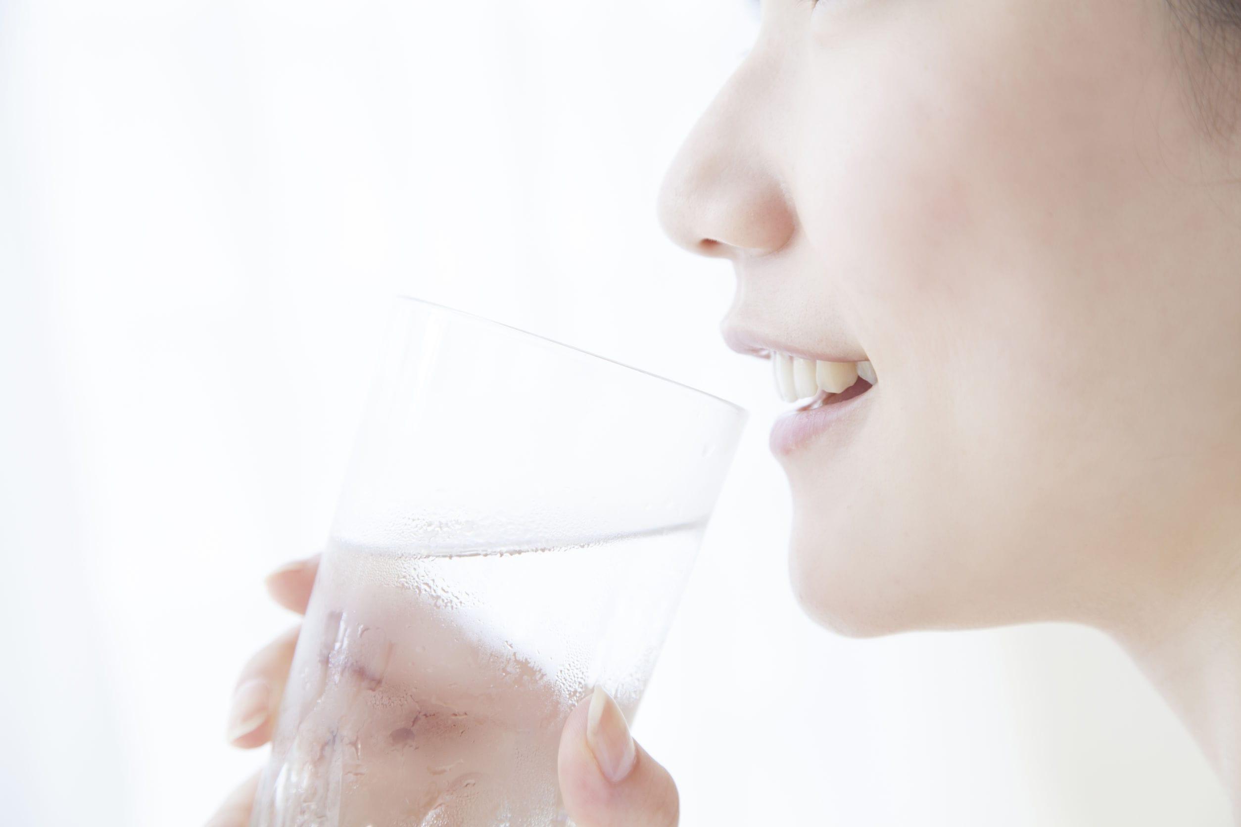 炭酸水効果的な飲み方