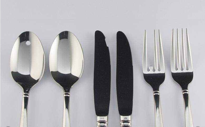 70%ゆっくりと食事を楽しむカトラリー