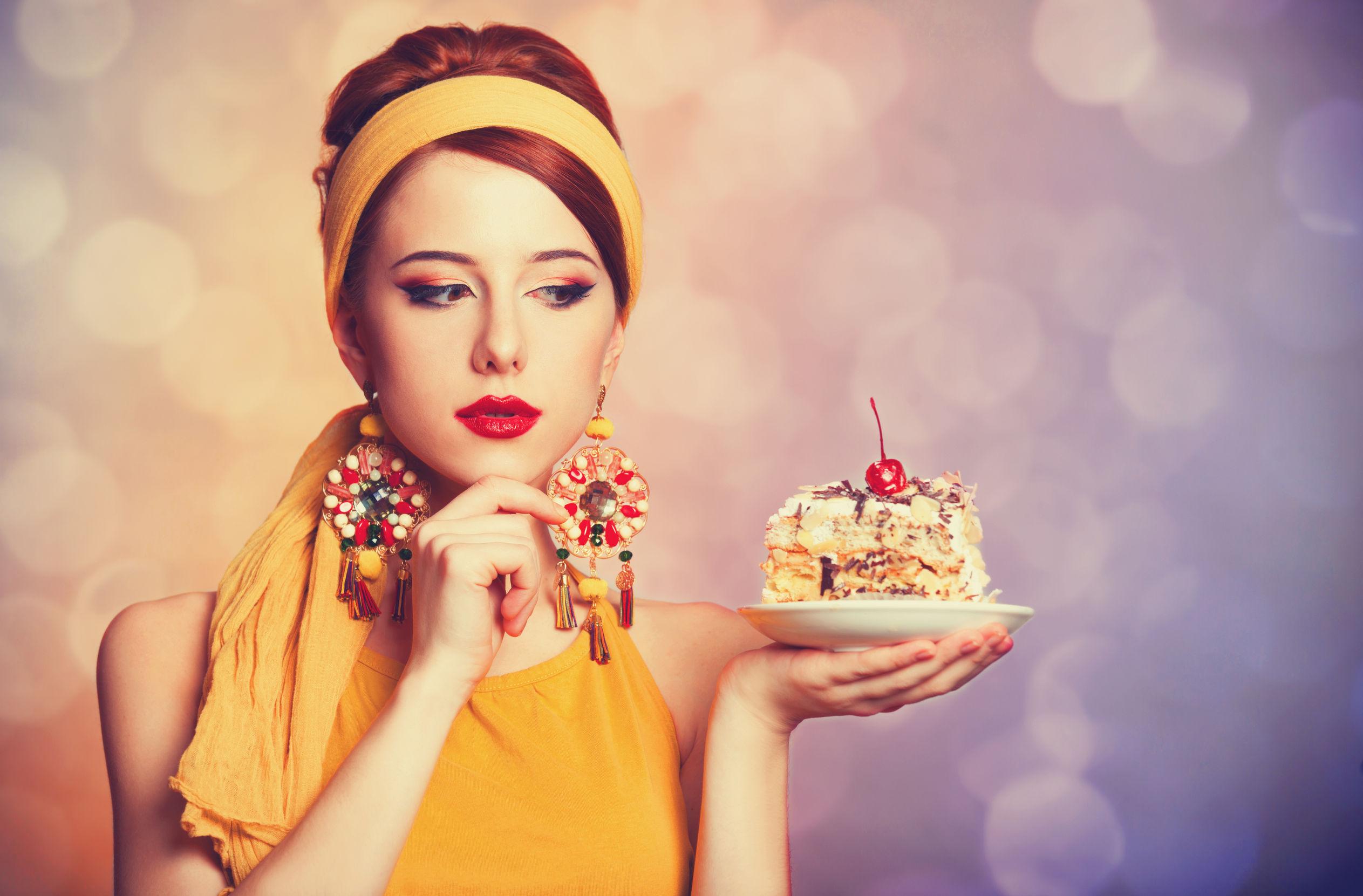 ダイエットケーキ太らない食べ方