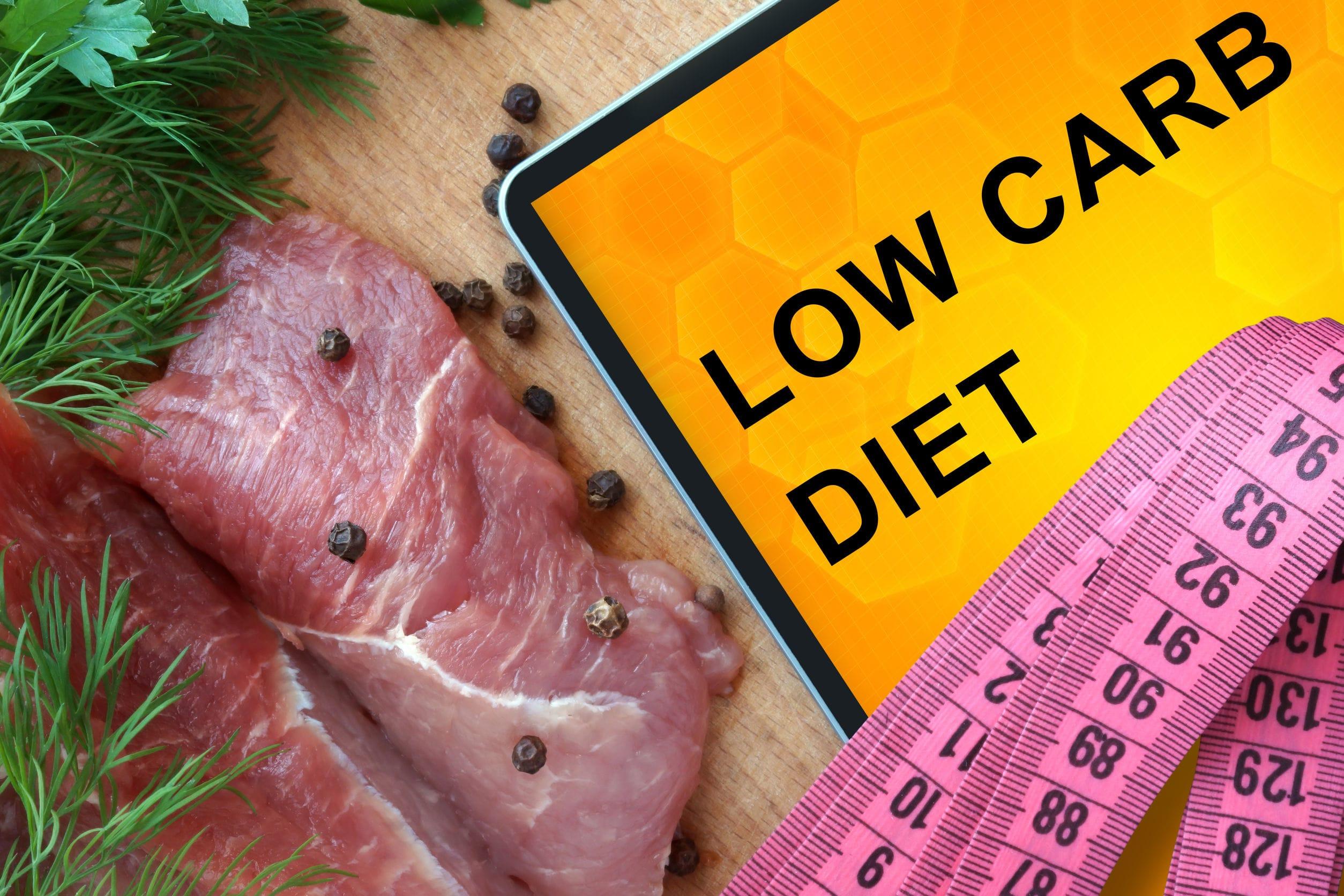 糖質制限ダイエット効果