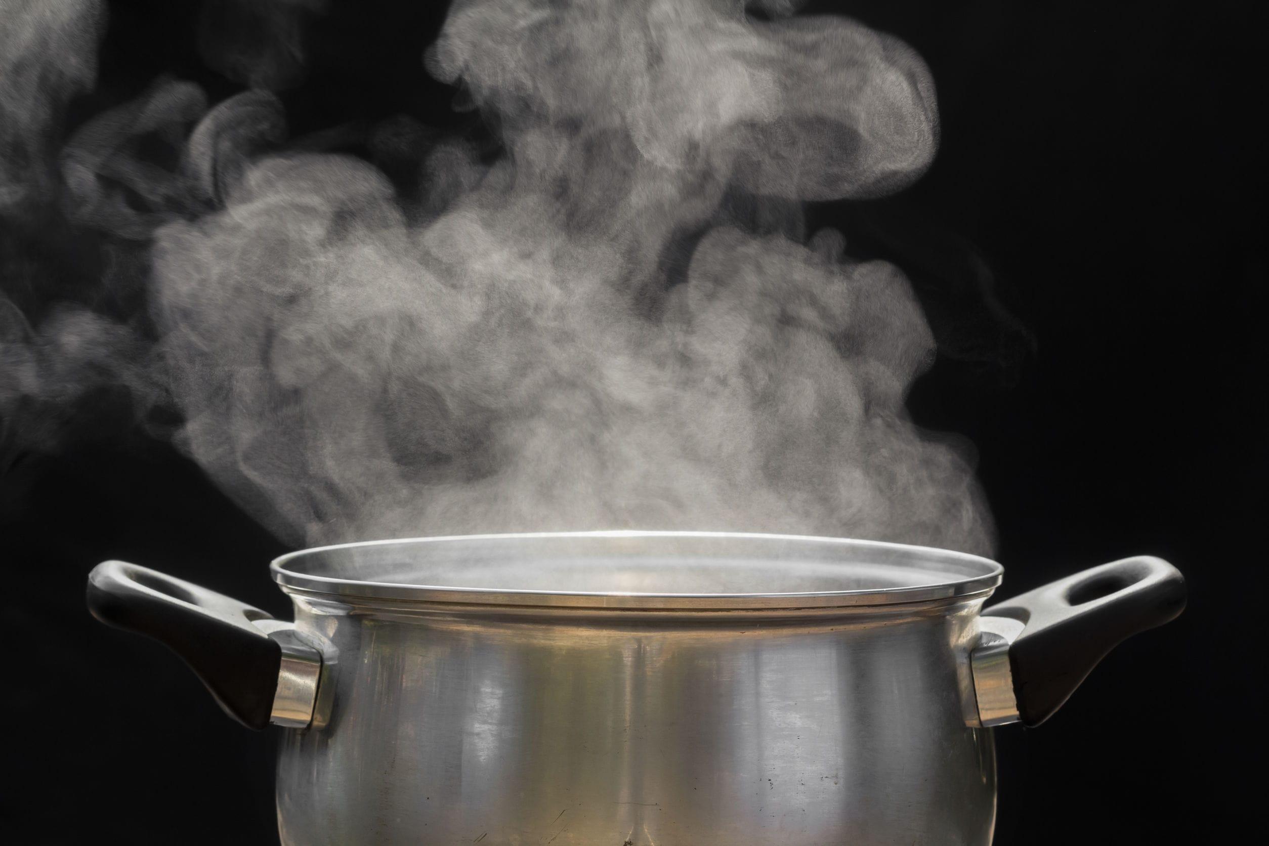白湯作り方