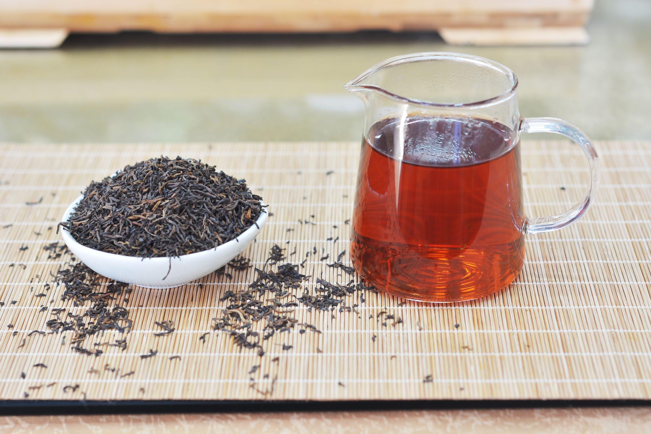 プーアル茶とは