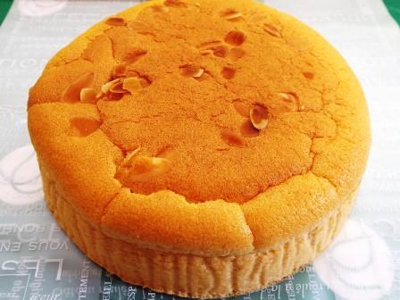 糖質オフ スフレチーズケーキ