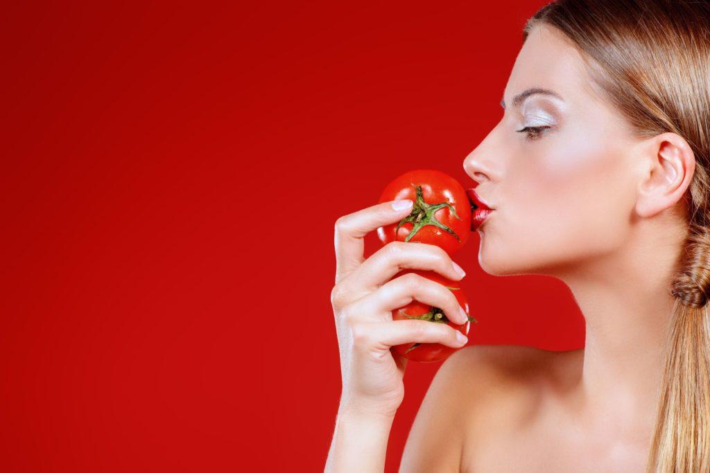 トマトダイエット美肌