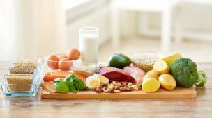 高タンパク低カロリーレシピ