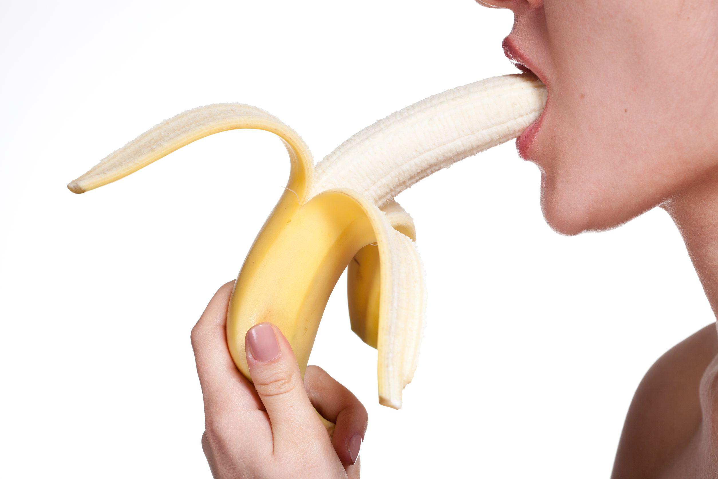 バナナ効果的な食べ方