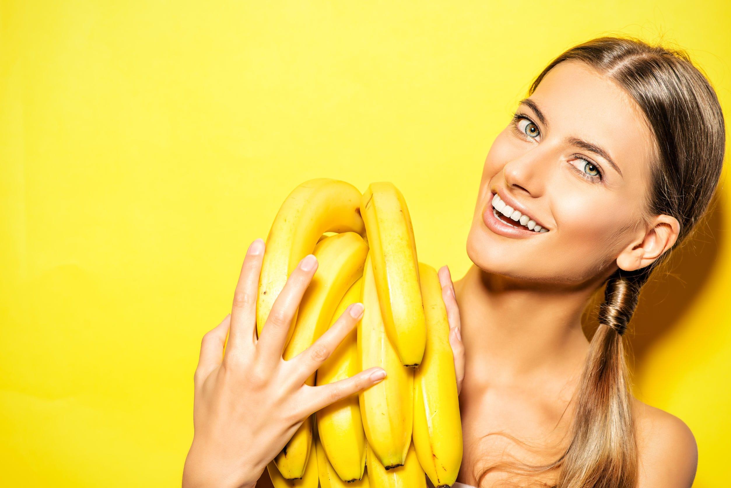 バナナ栄養カロリー効果