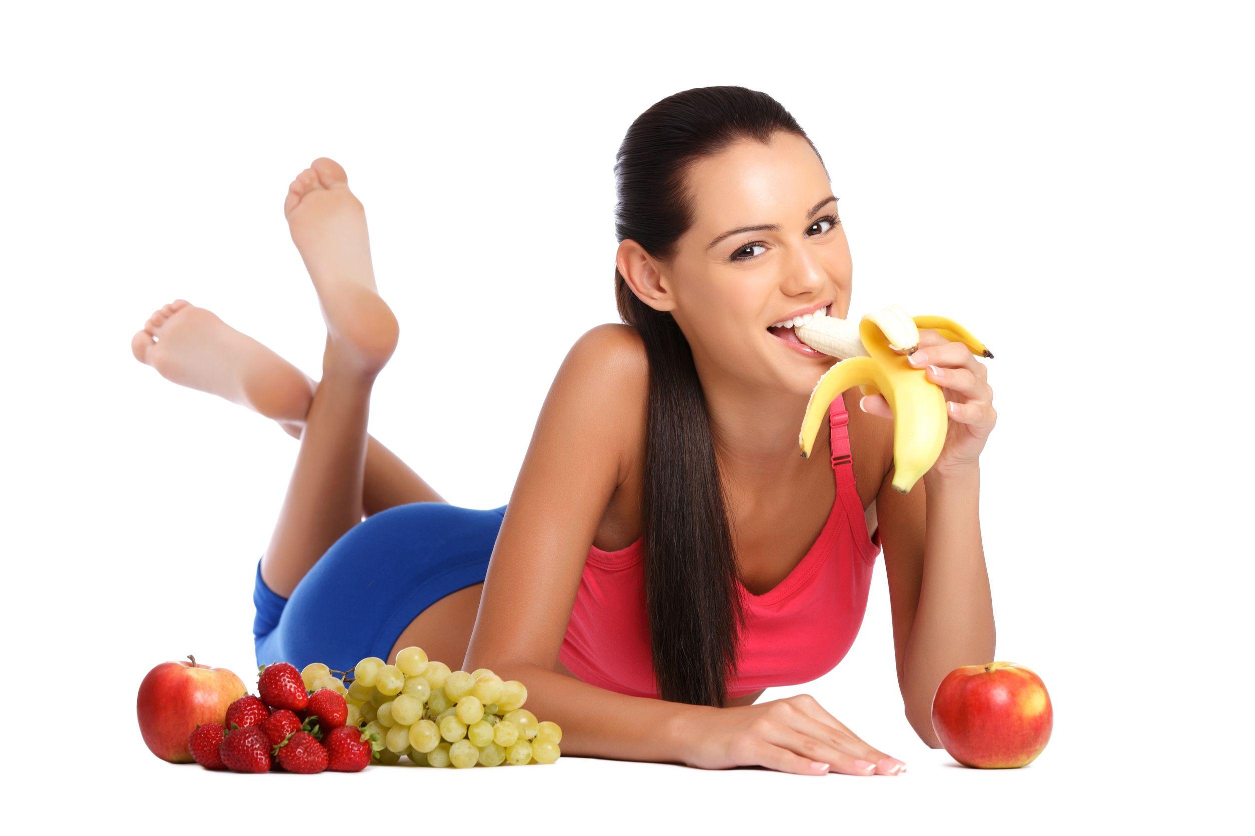 ダイエット果物食べるタイミング朝