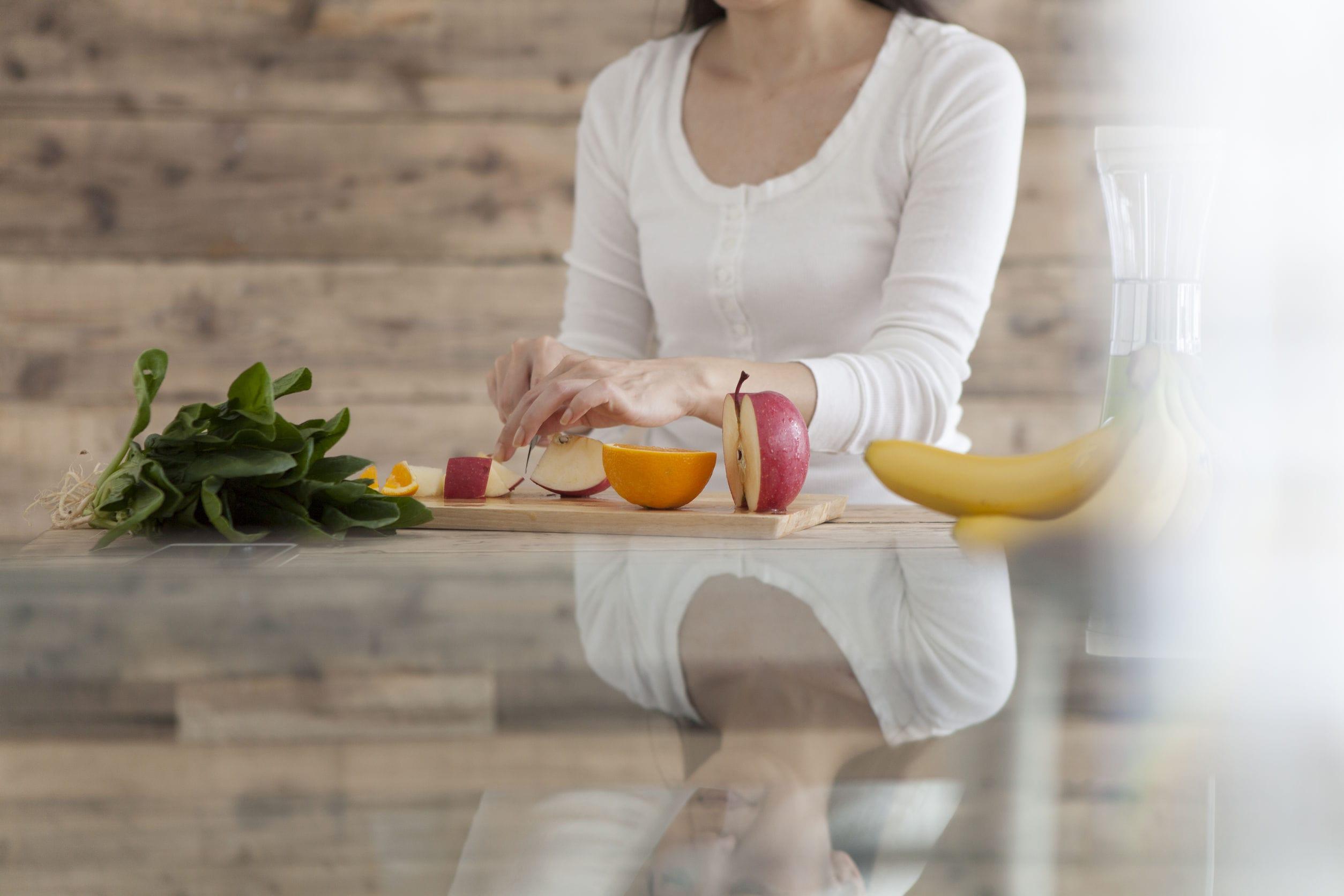 果物ダイエット食べるタイミング食前