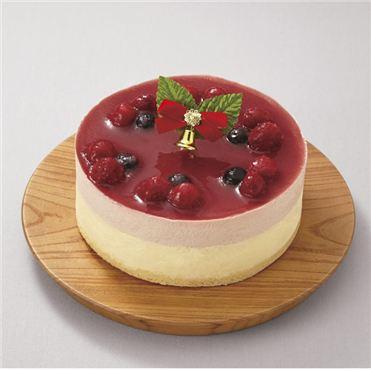 イオン低糖質クリスマスケーキ2016