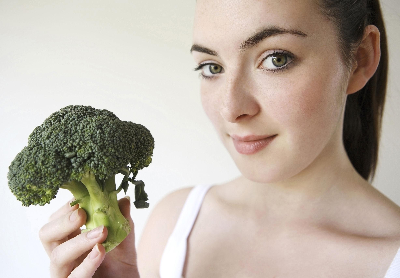 ブロッコリー栄養効果