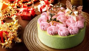 クリオロ2017クリスマスケーキ