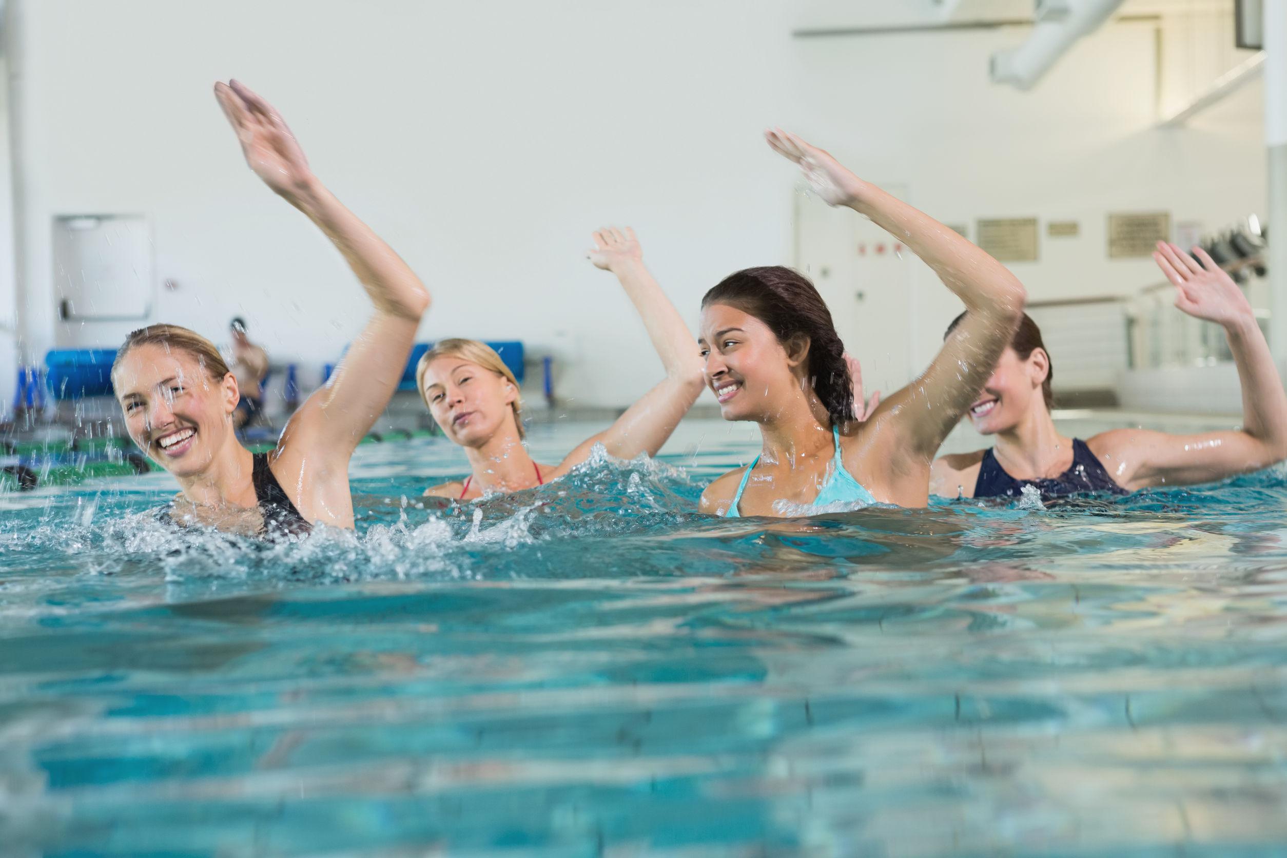 水中トレーニング