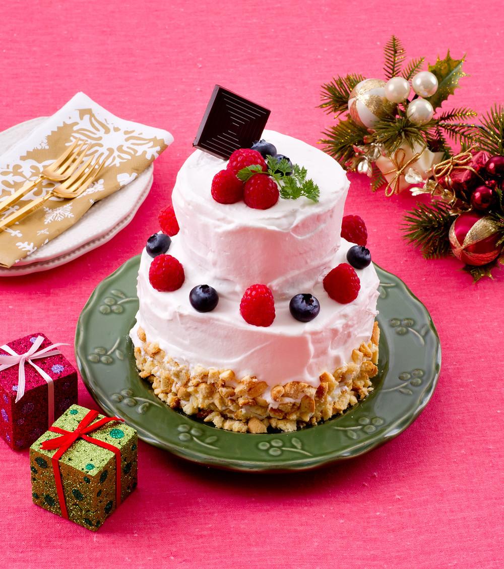 低糖工房クリスマスケーキ1