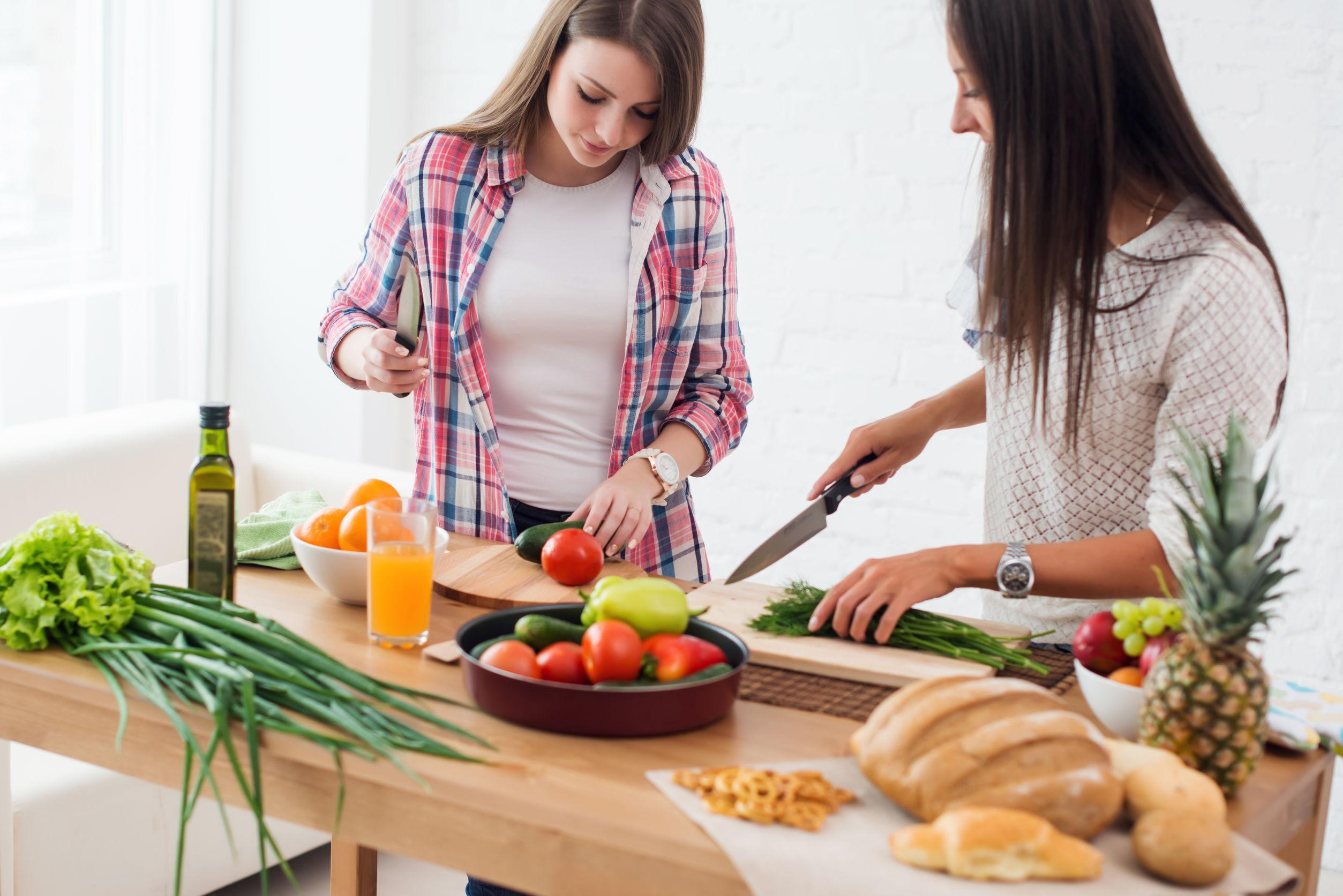 太らない体質栄養バランス