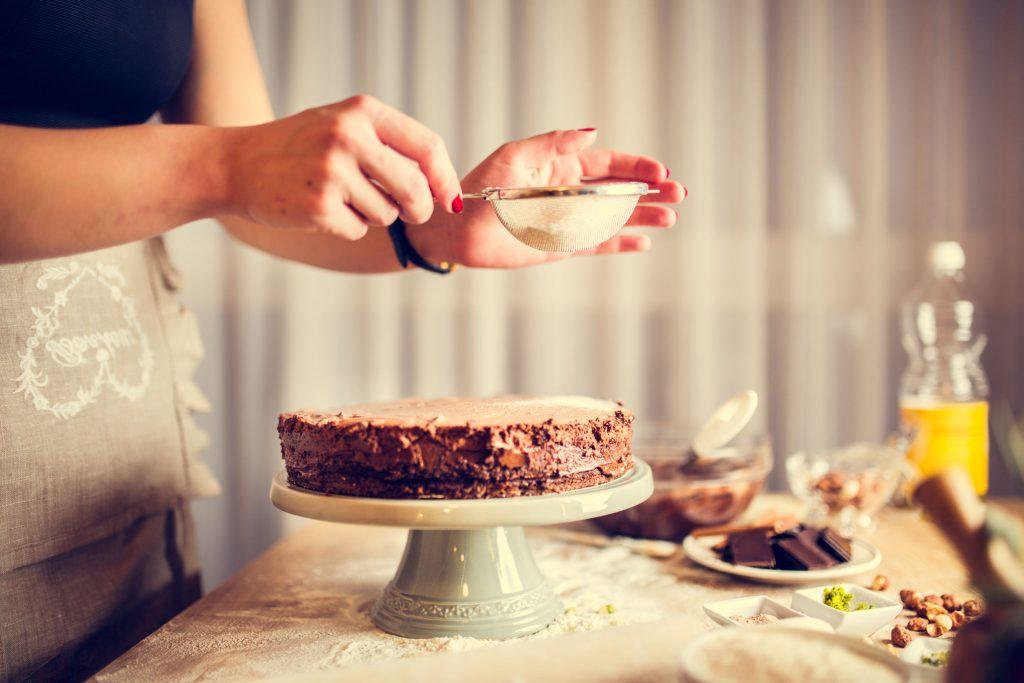クリスマスケーキ手作り