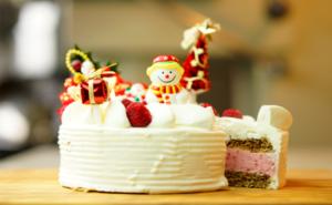 ヘルシ屋2017クリスマスケーキ