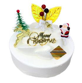 菓子職人2017クリスマスケーキ