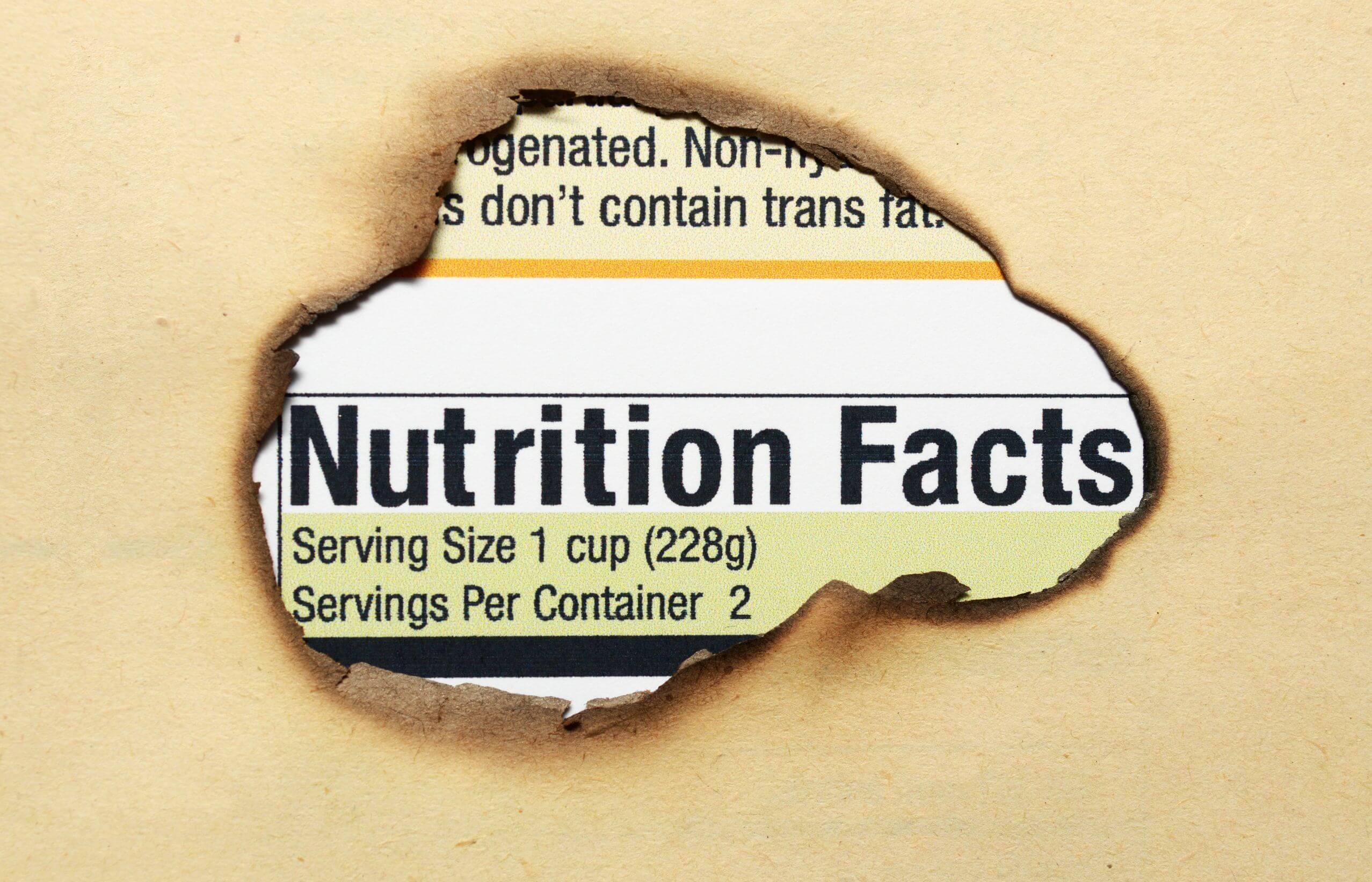 おから栄養成分