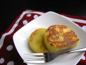 サツマイモ餅クックパッド