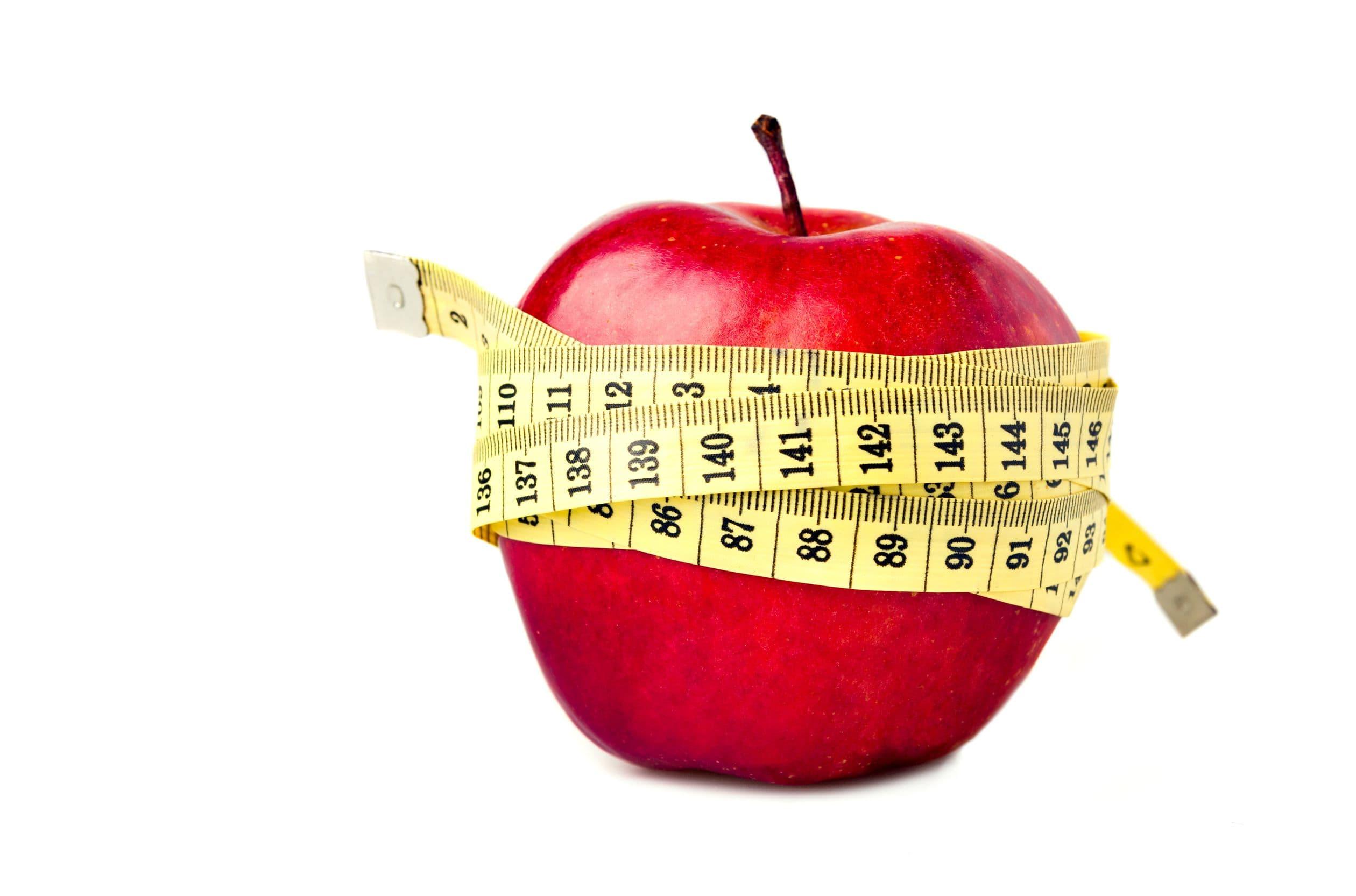 食前りんごダイエット効果