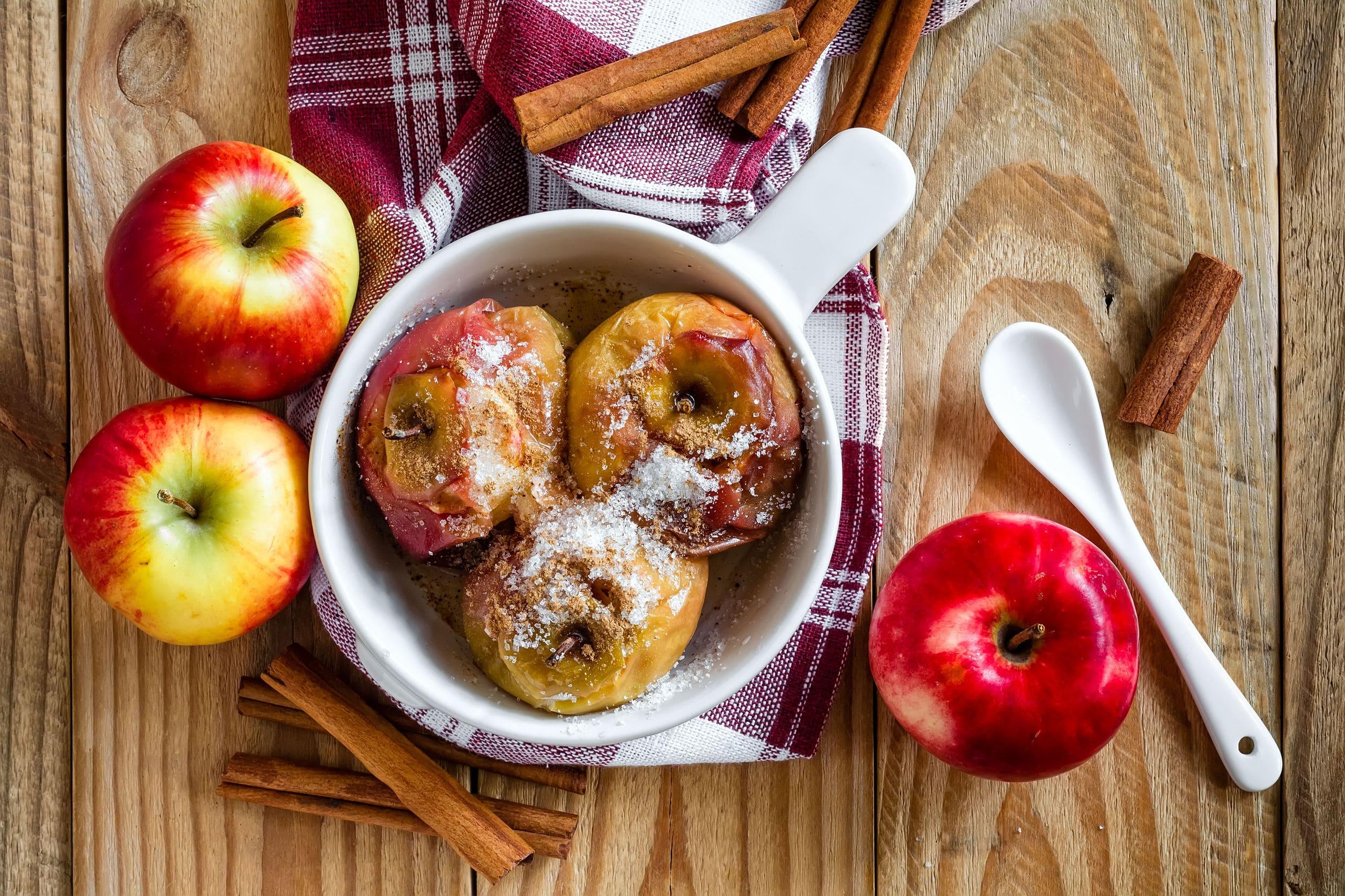 焼きりんごダイエット組み合わせ