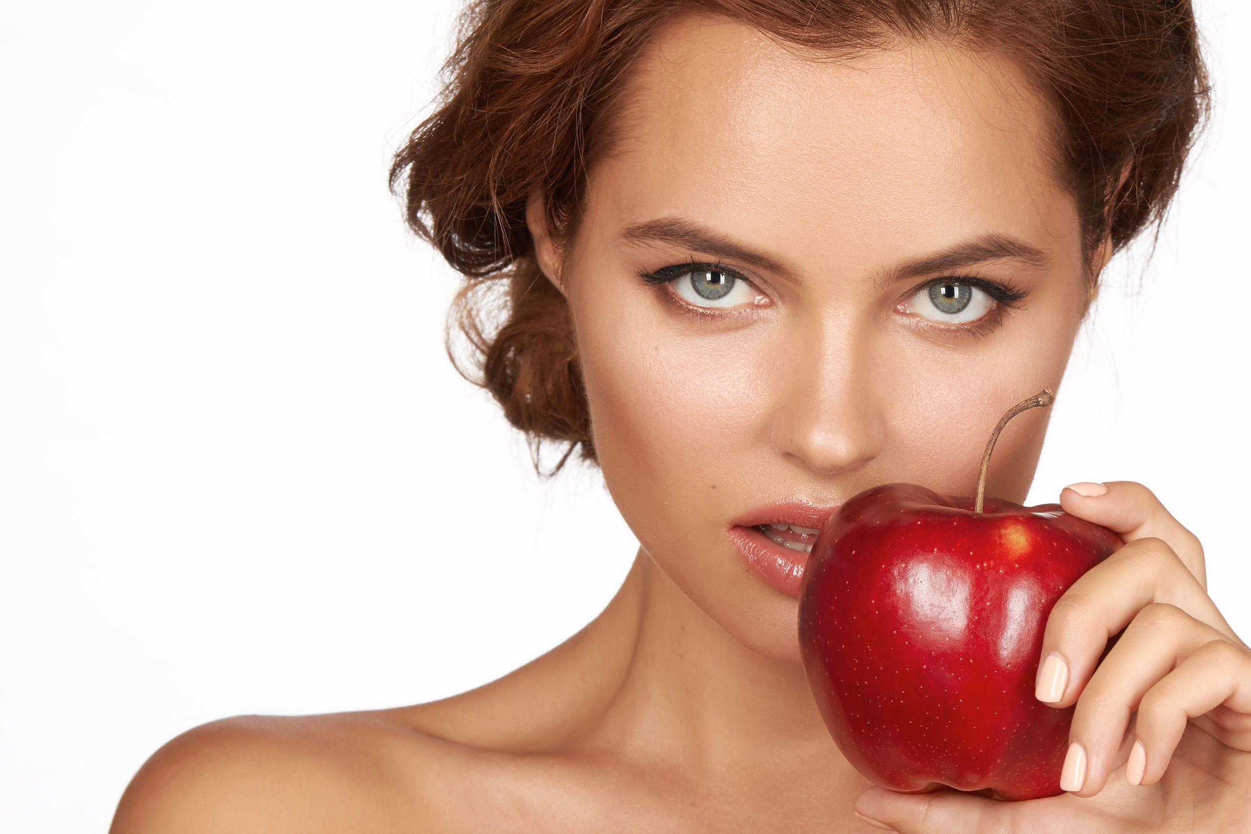 すりおろしりんご効果