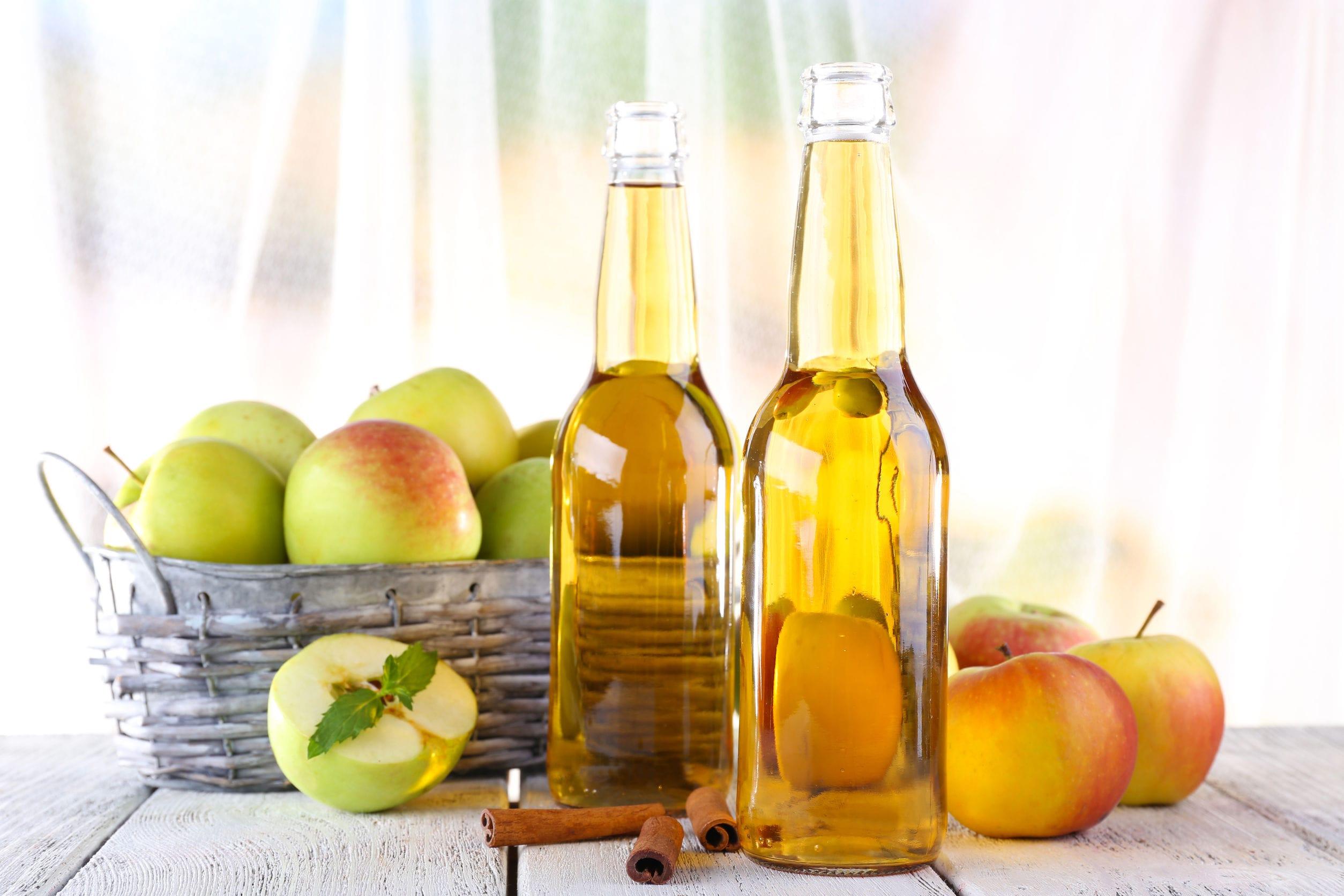 りんご酢とは