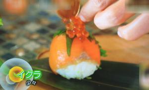 ヘルシー手まり寿司11
