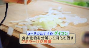 豚と大根のボリュームサラダ8