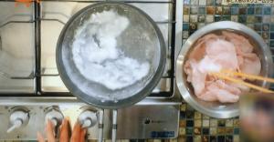 豚と大根のボリュームサラダ6