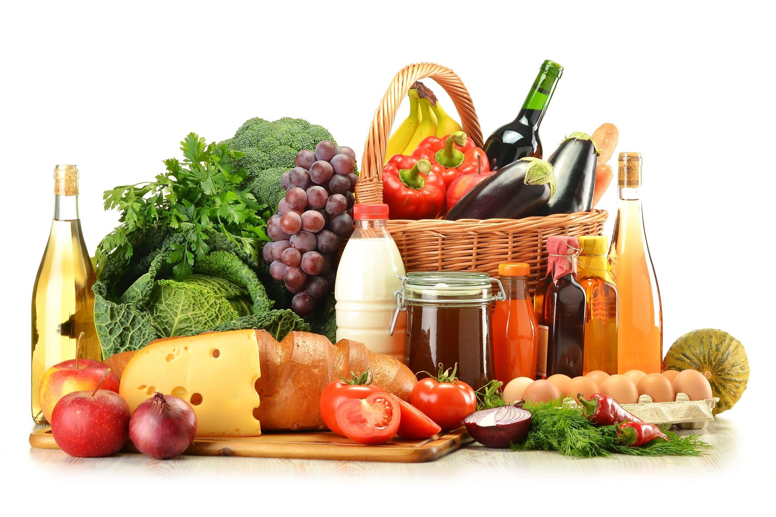 栄養不足食材