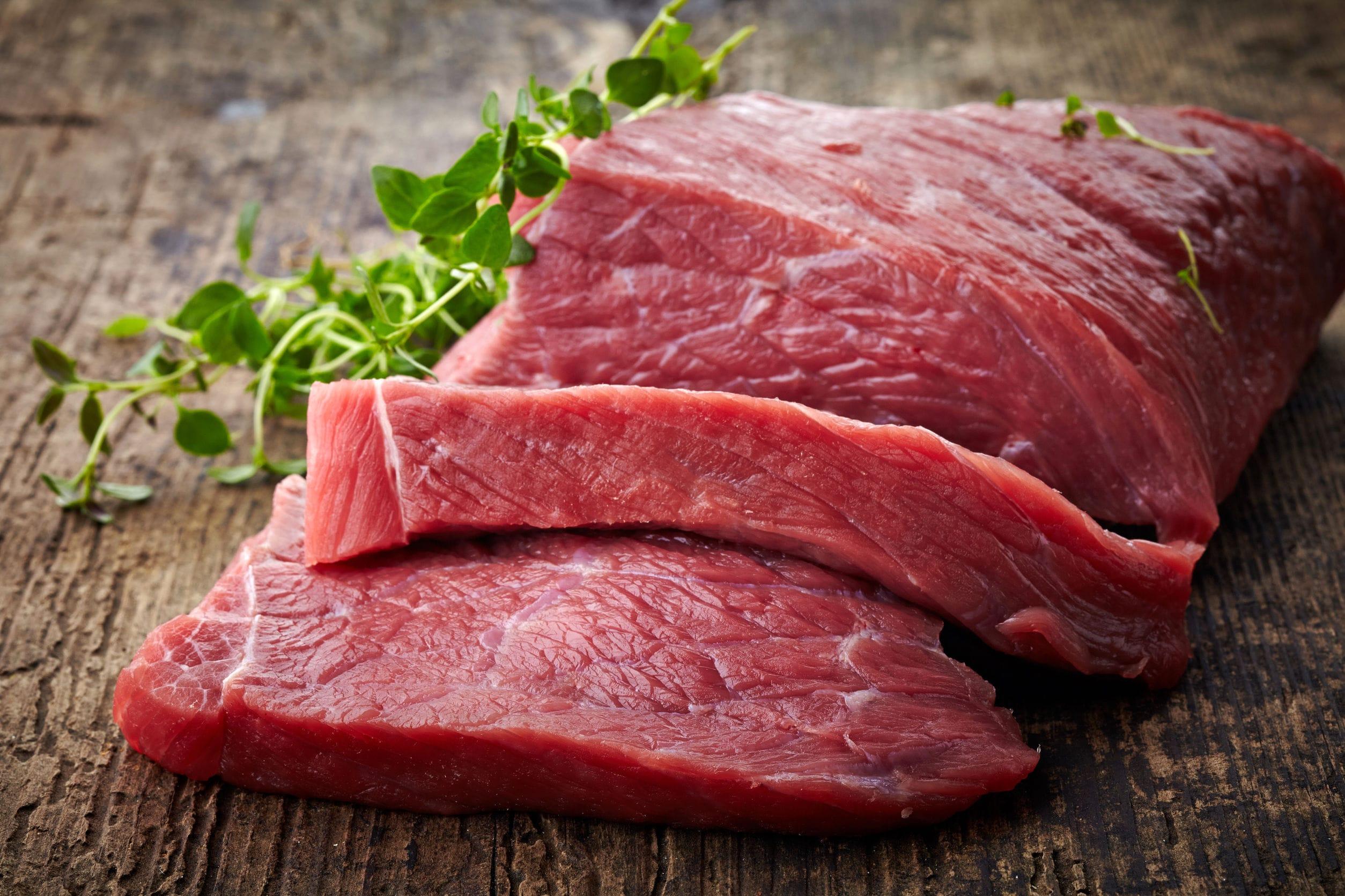 赤身肉とは