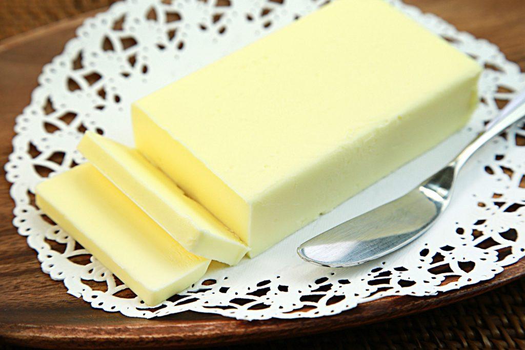 バターカロリー栄養