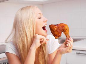 肉好き芸能人モデル