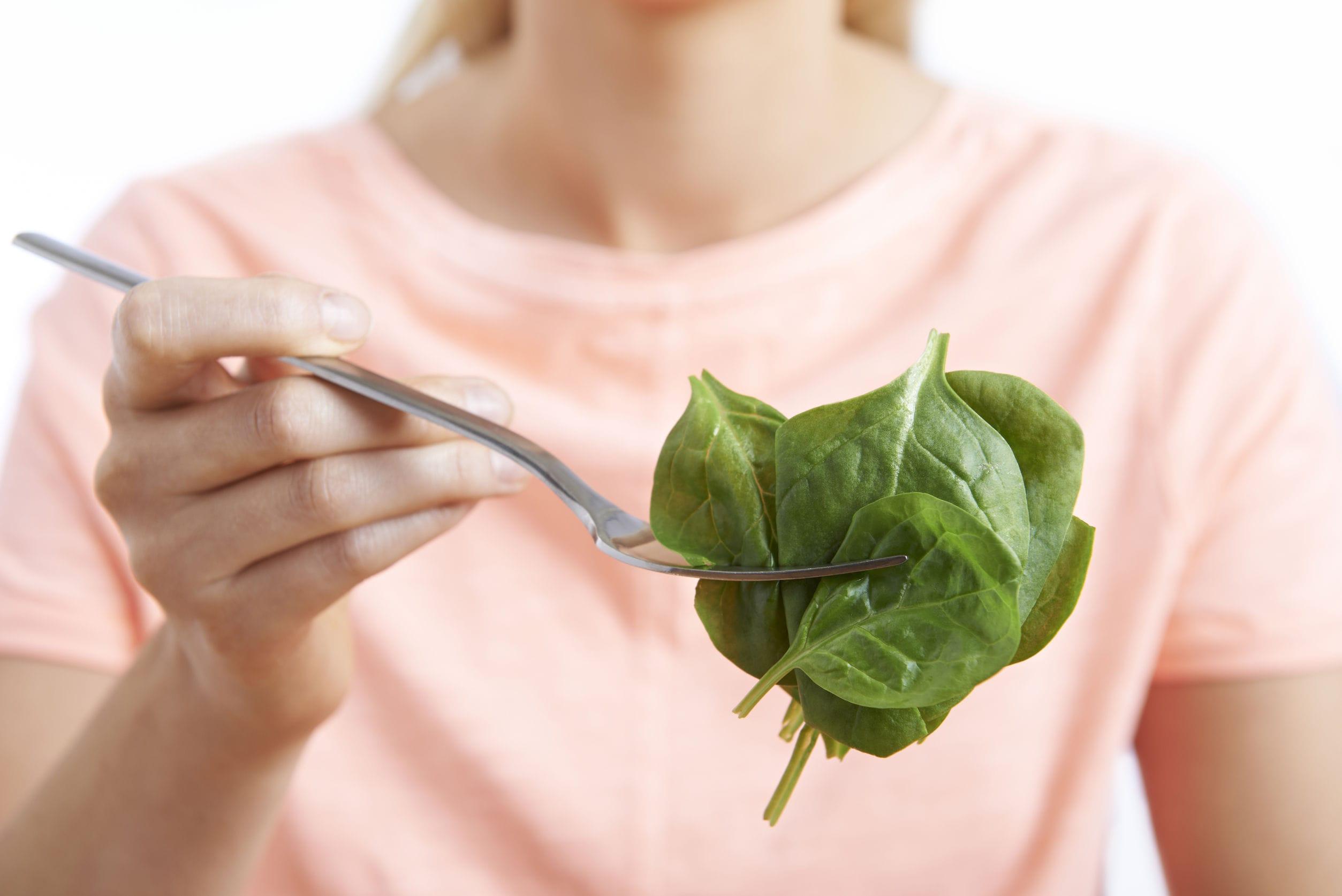 ほうれん草カロリー栄養