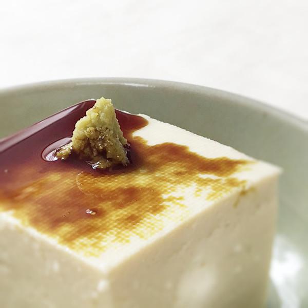 パンプキンシードオイル豆腐クックパッド