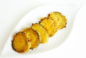 ゴーヤのカリカリチーズクックパッド