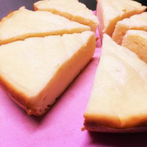 グルテンフリーチーズケーキクックパッド
