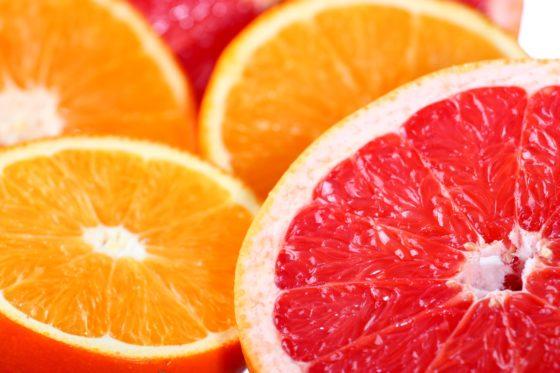 グレープフルーツ栄養効果