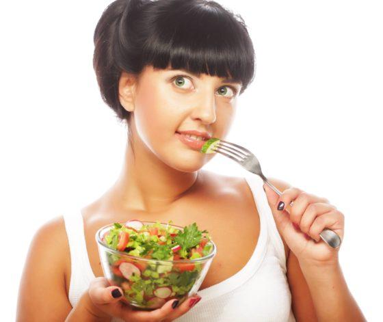夕食野菜だけダイエット